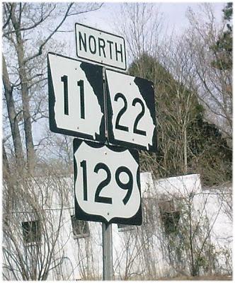 Zion's Road