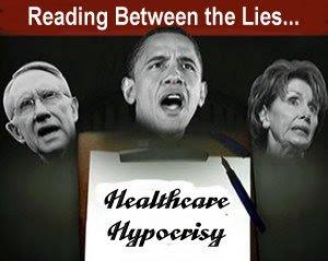 Reading Between the Lies… HealthCare Hypocrisy