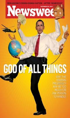 Obama the Destroyer