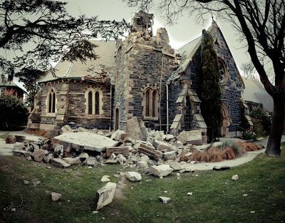 The Church Bells All Were Broken