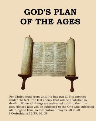 God's Plan of the Ages – Addendum