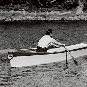 Rowing Backward into the Future