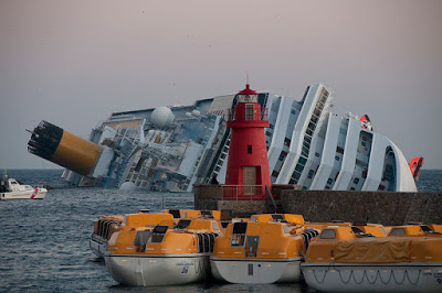 The Costa Concordia Disaster, and Other News