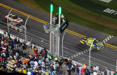 Daytona 500 – A Difficult Race, An Arduous Cleansing