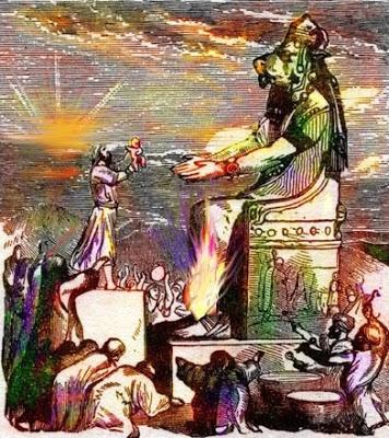 Babylon Rising – Part Four: Sacrificing Children