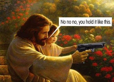Grab Your Gun Jesus