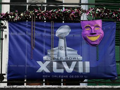 Super Bowl XLVII – Dark Night of Fire