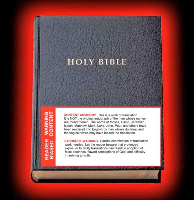 Yahweh's Book – Bible Bias