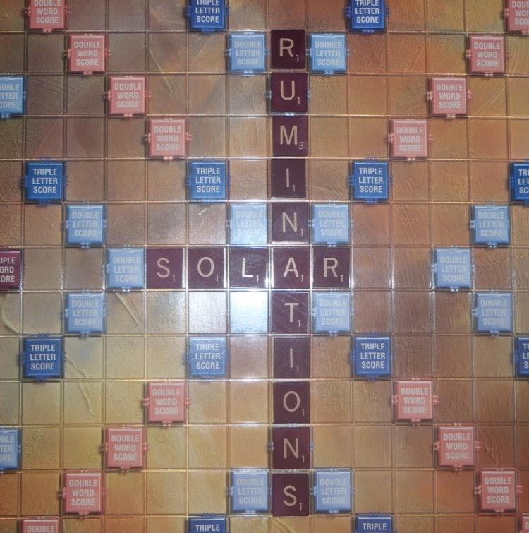 Solar Ruminations