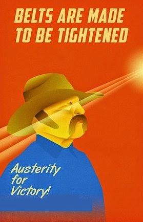 Solar Ruminations – In Defense of Austerity
