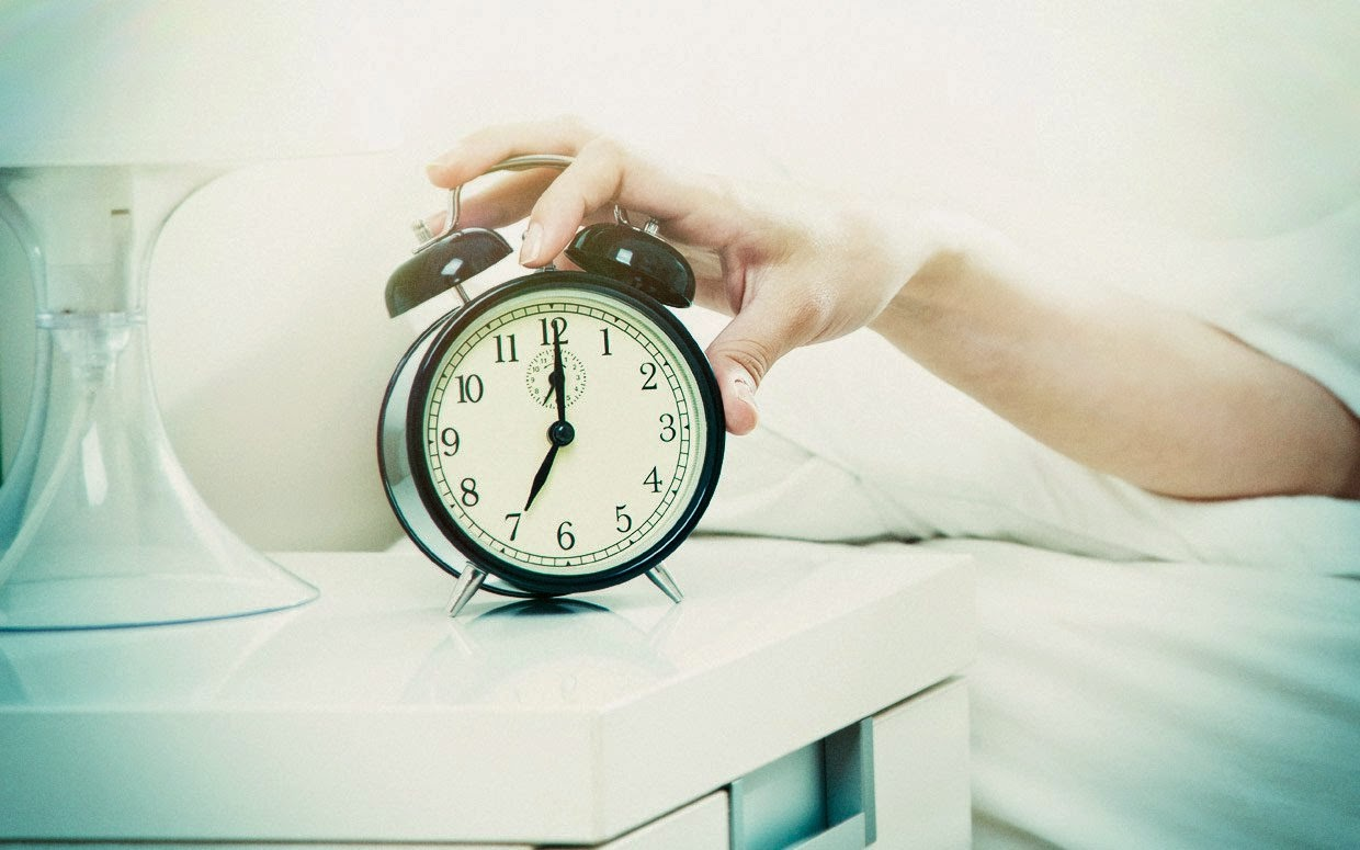 Would Jesus Press the Snooze Button?