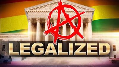 Legislating Anarchy