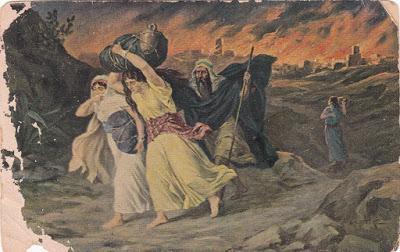 Hesitating in Sodom