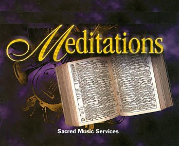 Meditations on Music Ministry