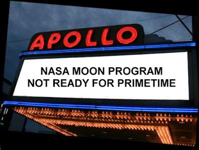 Anomalous Behavior of the Apollo Space Program
