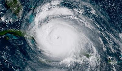 A Second Major Hurricane