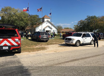 Government Massacre in Sutherland Springs