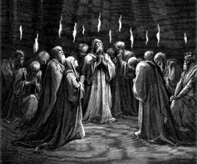 The Orderly Procession of the Spirit and the Gift of Tongues