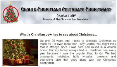 Should Christians Celebrate Christmas – Part 1