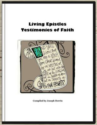 Living Epistles – Part 1