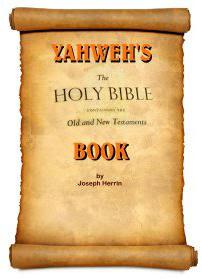 Yahweh's Book – Part 1