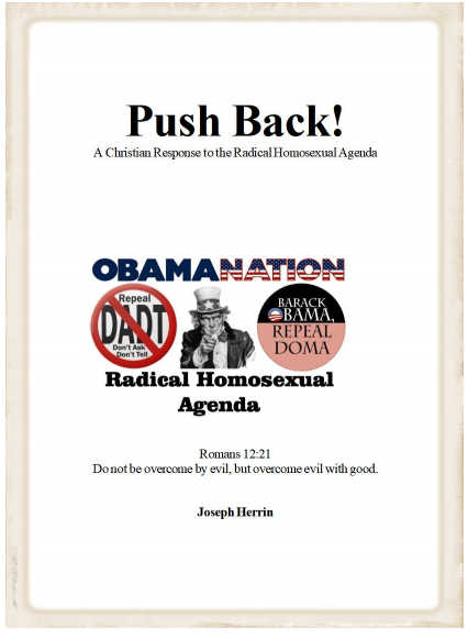 Push Back! – Part 12