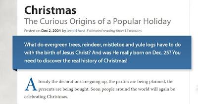 Should Christians Celebrate Christmas? – Part 2