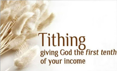Tithing – Is it to be Practiced Today?